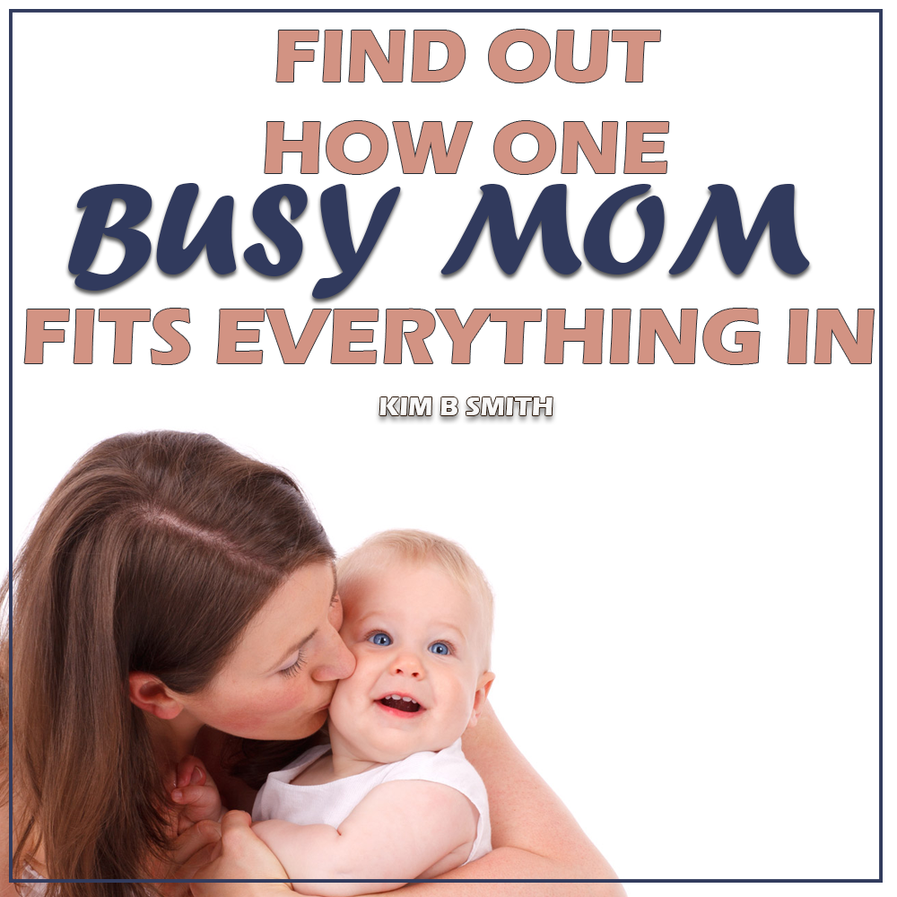 busy mom quote