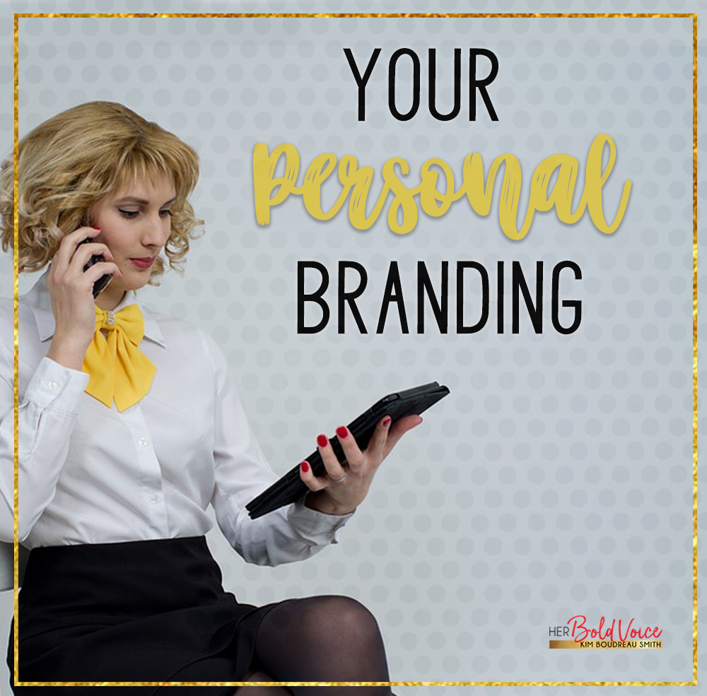 Your personal branding