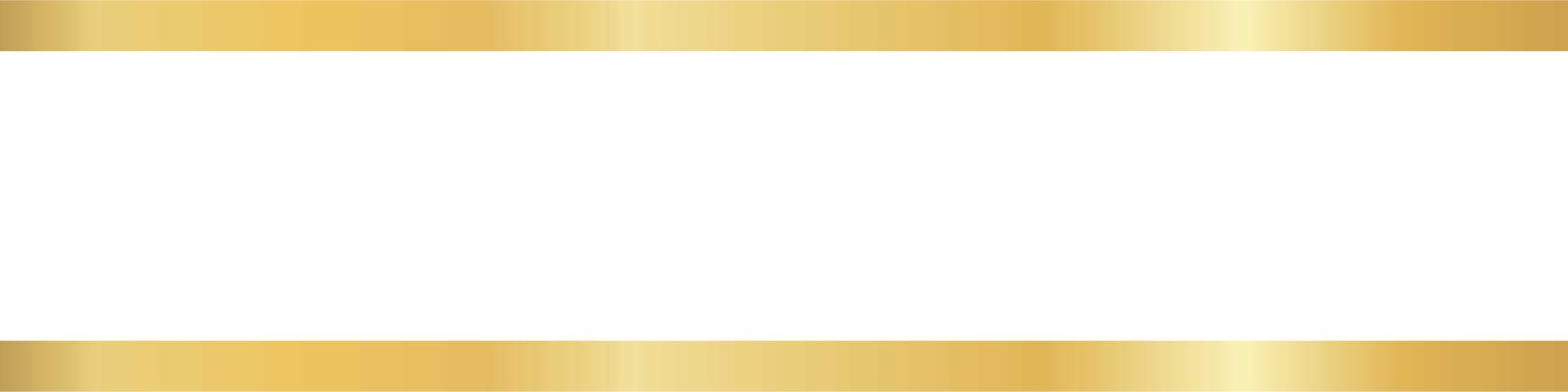 Gold Border Background